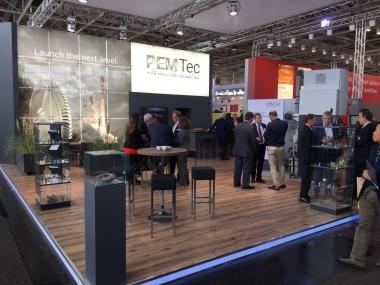 EMO 2017 great success for PEMTec